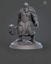 warrior tibia