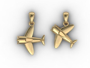 aircraft airplane pendant air aircraft airline airlines airplane airways cad diamond jet jewel jewellery jewelry matrix necklace pendant pendants plane printable rhino