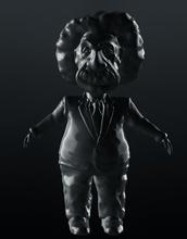 albert einstein einstein albert-einstein comic-statue sculpture printable art statue comic man science