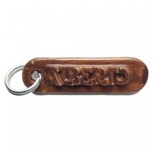 alberto 3d keychain keychain key personalized names 3dprint customizable alberto
