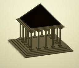 antigo grego têmpora grego antigo têmpora construção