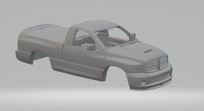audi rs4 ruedas calientes fundido presión scx espacio coche vehiculo tragamonedas stl imprimible rcmodel cuerpo esquivar camión