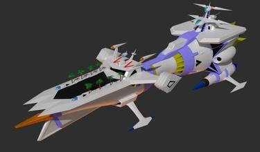 blue typhoon games sonic air model