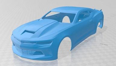 camaro copo 2016 printable body car camaro copo 2016 printable body car slot scalextric tamiya rc miniz hobby 1-10 1-24 1-32