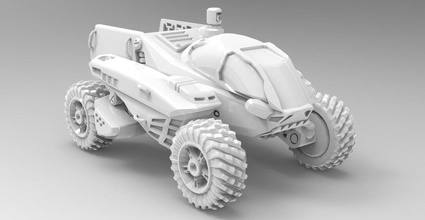 cars printable 137 3d model 3dmodel 3dprint printable cg game animation car cars vehicle toy stl miniature scale auto automotive race montaraz