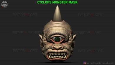 cyclops monster mask - horror scary mask - halloween cosplay 3d print model halloween cosplaycyclop-mask cyslops-mask cyclop-cosplay cyclops-halloween cyclops-monster-mask cyclop-monster horror-mask halloween-cosplay scary-mask horror-mask-collection killer-mask the-killer-mask evil-nightmare-mask firday13th monster-mask devil-mask satan-mask hallowen-cosplay
