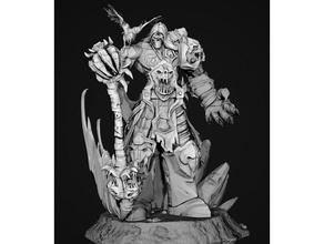 darksiders2 death Sombrio escuro figura coleção queda energia