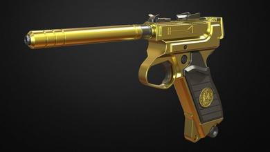 drang hand gun - destiny drang destiny gun weapon cannon pistol ewvolver sidearm legendary sturm hand exotic ammo