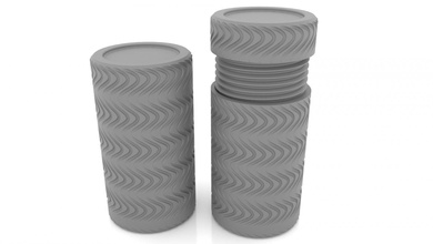 flask container flask flasks flask-military container containers containerexplosive thread threaded threads