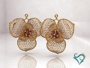 gold earrings engagement jewel printable earring earring gold gold-earring golden fashion-earring wedding-earring engagement-earring flower-earring jewel jewellry printable