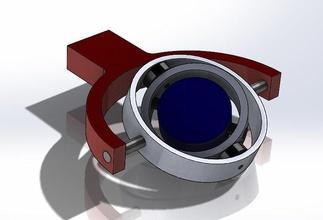 gyro-stabilisateur de téléphone portable appareil photo professionnel stabilisateur les caméras