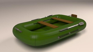 inflatable boat boat rubber inflatable water ships game games model camping fishing holiday summer sea ocean  polygonal