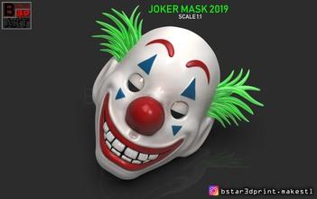 joker mask 2019 hair - clown mask 2019 - halloween mask joker movie 2019 joker mask helmet clown joker-clown joker-mask joker-helmet joker-movie joker-mask-2019 clown-mask-2019 batman batman-2019 joker-cosplay joker-mask-cosplay clown-mask-cosplay