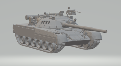 lkz t-80 tank hotwheels diecast scx slot car slotcar stl printable rcmodel urss tanque navy army russia vaz gaz kamaz