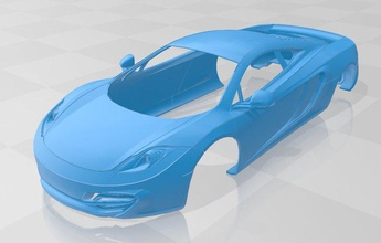mclaren mp4 printable body car mclaren mp4 printable body car slot scalextric tamiya rc miniz hobby