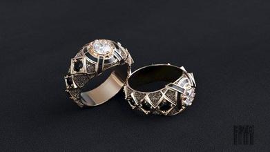 mens signet diamonds mens signet silver ring gold diamonds stones gemstone brilliant decoration precious luxury ornament design jewellery wax printable style fashion print