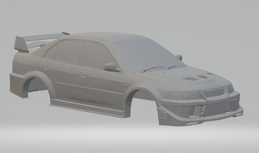 Mitsubishi lanceiro evolução vi diecast hotwheels scx rádio controle tamya imprimível carro quente fenda slotcar carros caça níqueis buse treinador