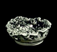 Teich Vase Skulptur stl Datei Drucken 3d 3D Modell 3D Modelle 3D druckbar 3d Drucken Vase Skulpturen Figuren Skulptur Teich Meerjungfrau Magie mythisch stl stl Datei Dekor dekorativ download herunterladbar druckbar