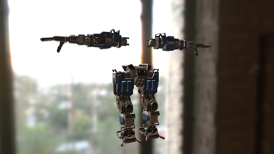 robot prime robot prime gameready games unity3d unrealengine4 moviecharacter wars