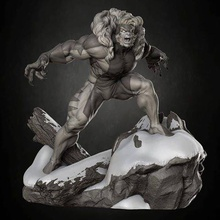 sabertooth statua ghiottone gambetto ciclope colosso psylocke canaglia magnete mistica travolgente sauron spirale sabertooth diorama Guerre stellari comico uomo Ragno dc meraviglia uomini