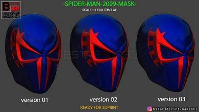 el hombre araña 2099 de la máscara de spider man casco de los cómics de marvel impresión 3d de la modelo scarlet la araña hombre de marvel los cómics cosplay la máscara el casco de juguete cabeza de la cara el veneno dc juegos los juguetes 2099 el traje spider-man 2099 spiderman-2009 spiderman2099