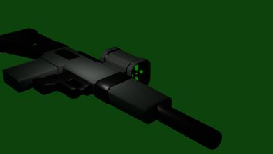 spy gizmo gizmos gadgets rifle binocular rebrizer microphone case