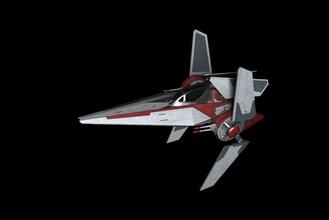 star wars alpha-3 nimbus-clase v-wing starfighter 3d modelo la impresión estrella guerras ala sci fi gratuita starfighter starwars clon kuat sistemas de la ingeniería imperio espacio alfa nimbus juegos los juguetes