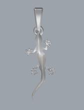 sterling silver lizard animal pendant jewelry jewelry silver gold jewellery silverpendant pendant 3dmpendant castingpendant sterling jewel necklace pendants animalpendant lizardpendant lizardjewelery animaljewellery stl-file zipfile