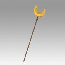 Touhou projeto mima vara cosplay arma suporte Touhou projeto mima vara cosplay arma suporte réplica passatempo faça