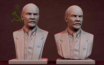 vladimir ilyich lenin sovietico urss Russia lenin vladimir ilyich fallimento scultura celebrità stampabile stalin prc miniature unione ritratto figurine Hitler Stampa russo ulyanov