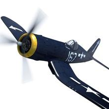 vought f4u corsair 3dlabprint avión Rc avión totalmente en 3d imprimibles r c modelo spitfire mk ix