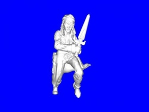 assasin mask free 3d model - download stl file Toys Games