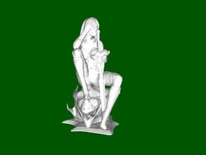 dragon killer free 3d model - download stl file Toys Games