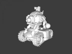 fütüristik tank Bedava 3d model indir stl dosya oyuncaklar makine fütüristik tank Bedava 3d model indir stl dosya oyuncaklar makine