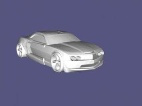 Camaro zl1 2017 Bedava 3d model indir stl dosya oyuncaklar makine Camaro zl1 2017 Bedava 3d model indir stl dosya oyuncaklar makine