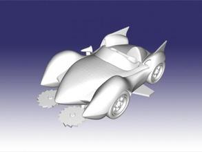 deforme Machgo Bedava 3d model indir stl dosya oyuncaklar makine deforme Machgo Bedava 3d model indir stl dosya oyuncaklar makine