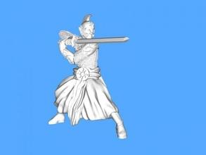savaşçı elf Bedava 3d model indir stl dosya oyuncaklar oyunlar savaşçı elf Bedava 3d model indir stl dosya oyuncaklar oyunlar