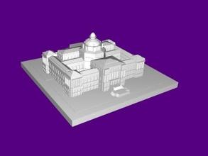Kent kütüphane Bedava 3d model indir stl dosya Sanat mimari Kent kütüphane Bedava 3d model indir stl dosya Sanat mimari