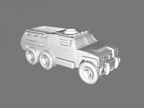 army all-terrain vehicle free 3d model - download stl file Toys Machinery army all-terrain vehicle free 3d model - download stl file Toys Machinery