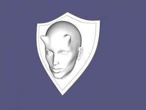 demon trophy free 3d model - download stl file Home Accessories