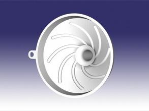 turbo funnel free 3d model - download stl file Home Kitchen