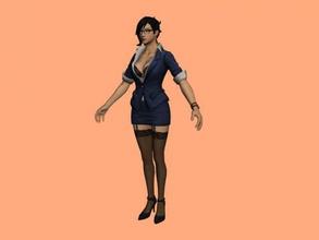 choi ji yoon libre modelo 3d - descargar archivo obj Los juguetes Juegos carácter de counter-strike online archivo obj