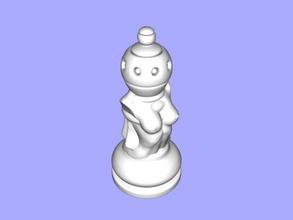 érotique d'échecs gratuit modèle 3d - téléchargement de fichier stl Jeux sexy jeu d'échecs fichier stl