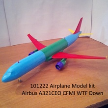 101222 airbus a321ceo cfmi wtf airplane aircraft airbus a321 a320 jet boeing hobby diy hobby diy