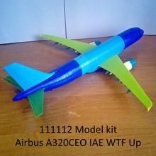 111112 airbus a320ceo iae wtf airplane aircraft airbus a321 a320 a319 a318 jet boeing hobby diy hobby diy