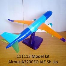 111113 airbus a320ceo iae sh airplane aircraft airbus a321 a320 a319 a318 jet boeing hobby diy hobby diy