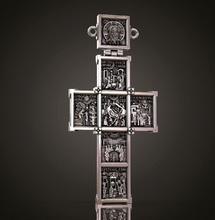 12 religieux vacances traverser Noël Jésus Juif orthodoxe oxydé argent or religieux hébreu Jésus religiou objet cathédrale Bible Christian luthérien bijoux pendentifs