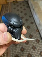 20 predatore maschera maschera predatore maschera alieno alieni skan 3dprint arte scansioni repliche scansioni repliche