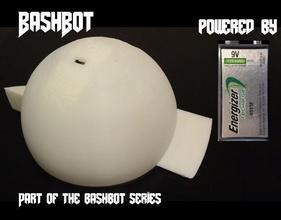 Impreso en 3d bashbots juegos-juguetes bashbots bashbot los bots bot 3dprintit de juguete los juguetes los robots juegos juegos de juguetes