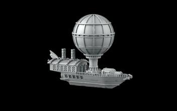 zeplin hangar anime kitap kitap ayracı ışıklar punk gemi Steampunk hava buhar fantastik kütüphane hangar zeplin senaryo manzara Laputa önceden desteklenen sinek havalimanı karikatür oyunlar oyuncaklar oyunlar oyuncaklar
